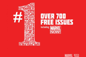 marvel number one official