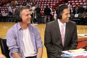 Bill Simmons and Matt WIner