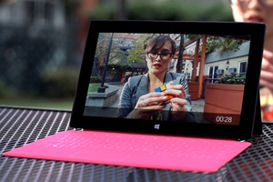 Surface stock pink