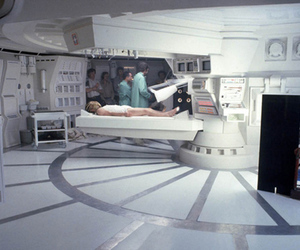 nostromo medical bay