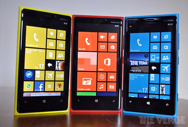 BÁN Nokia Lumia 920_16gb xách tay mới 100% giá rẽ nhất tại tp. hcm