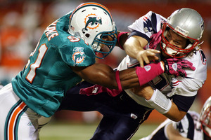 "Let""s hope Cameron Wake can get reacquainted with Mr. Brady early and often on Sunday."