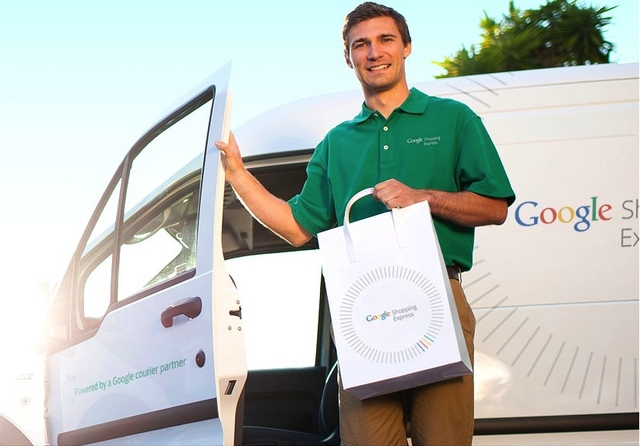 Google launches delivery service