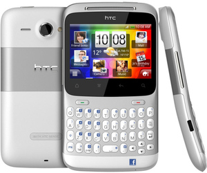 HTC Chacha press