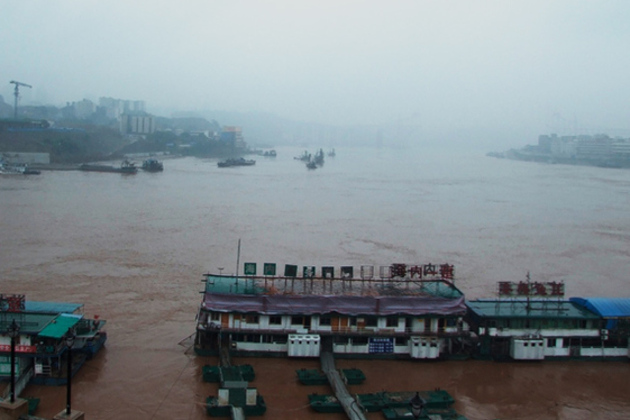 Why did 28,000 rivers in China