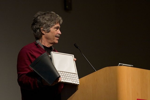 Computer pioneer Alan Kay on