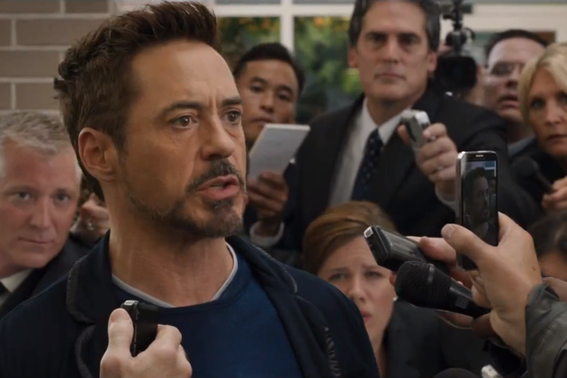 Alcatel hoping 'Iron Man 3'