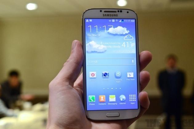 AT&T clarifies Galaxy S4