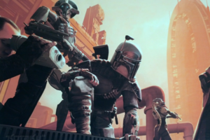 Star Wars 1313 Boba Fett concept art | Kotaku