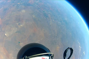 felix baumgartner jump