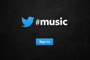 twitter music