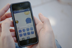 Facebook iOS hands-on