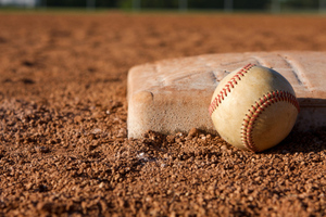 baseball (david lee shutterstock)