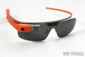Google Glass (STOCK)