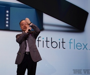 masayoshi son softbank healthcare fitbit flex