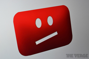 YouTube Copyright Trademark (STOCK)