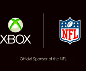 Xbox One Microsoft NFL partnership