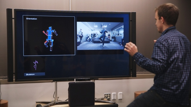 The all-seeing Kinect: tracking my face, arms, body, and heart on the Xbox One