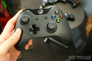 Gallery Photo: Xbox One controller hands-on photos