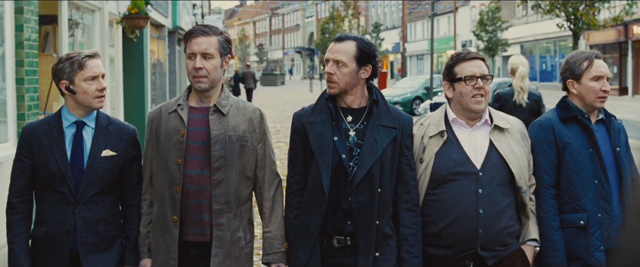 The World's End still