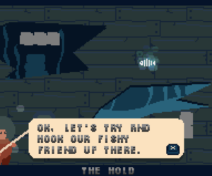 Phantom Fishing screenshot