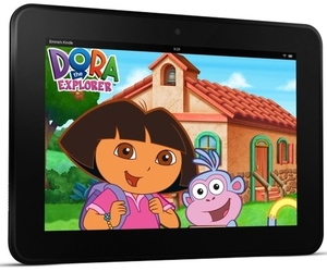 Dora Explorer Kindle Fire