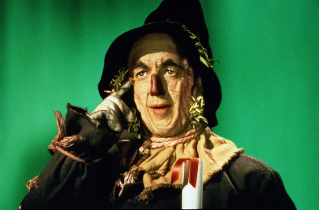 Scarecrow, Wizard of Oz