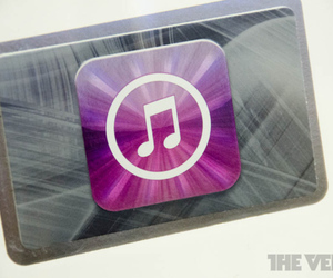 Apple iTunes Gift Card (STOCK)