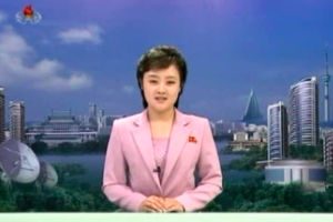 North Korea telecast