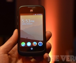 Gallery Photo: ZTE Open hands-on pictures