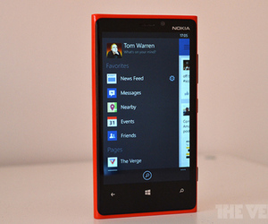 Facebook Windows Phone 8
