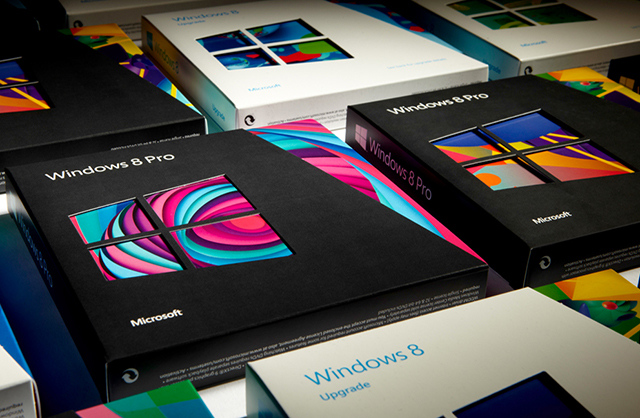 Windows 8 stock (from MS)