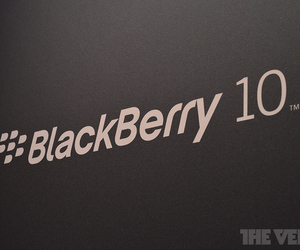 Blackberry 10 Experience event (STOCK)