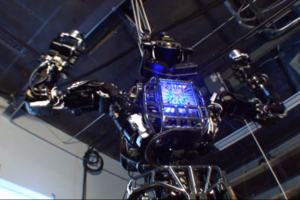 DARPA's Atlas robot by Boston Dynamics (Credit: DARPA)