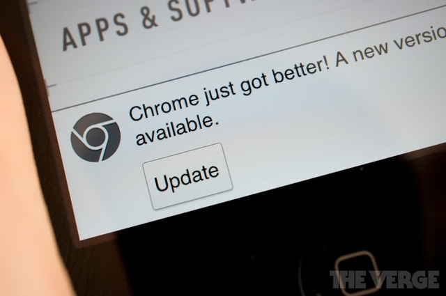 chrome ios update stock 1020