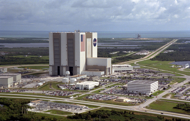 Launch pad 39A