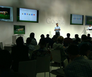 Google SF event still