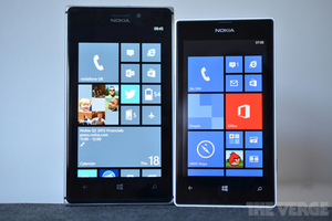 Nokia Lumia stock