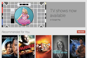 Google Play UK TV Shows
