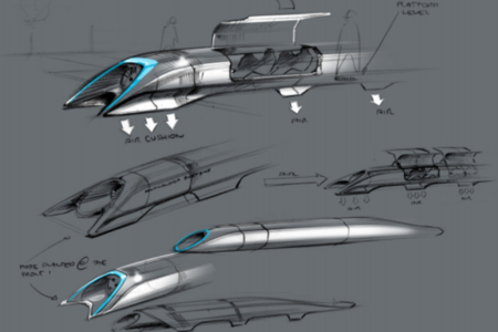 Elon Musk reveals plans for high-speed Hyperloop