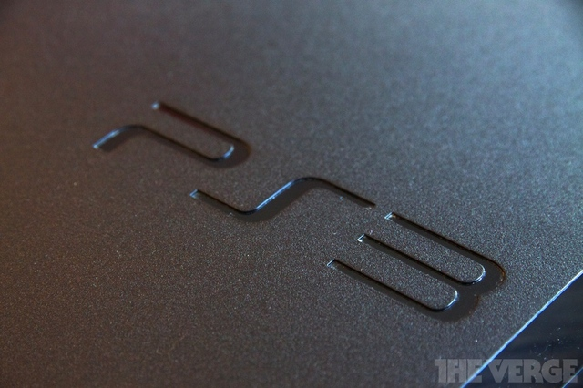 Sony PS3 logo (stock)