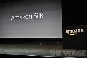 Amazon Silk browser