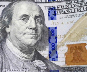 blue money new 100 bill