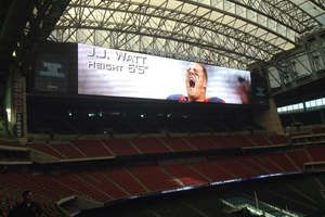 Texans scoreboard (Houston Texans credit)