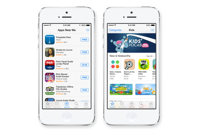 Apple readies new App Store 'Kids' category in advance of iOS 7 launch
