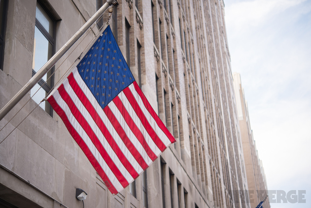 USA American Flag (STOCK)