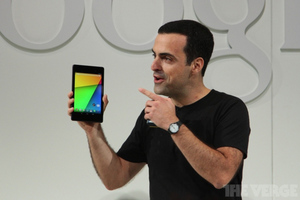 Google Hugo Barra Nexus 7 stock 1020 2-3