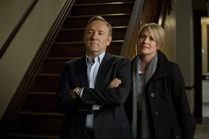 House of Cards stock (credit Netflix in post)