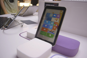 Toshiba Encore hands-on still