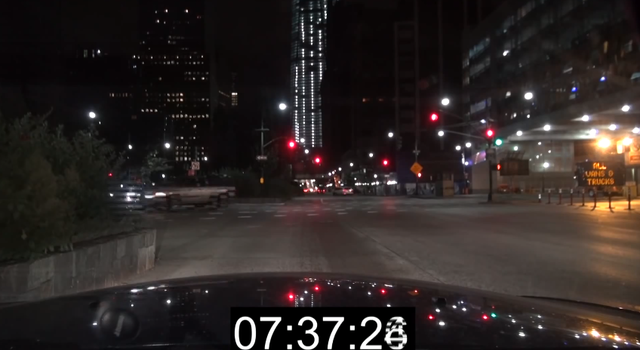 NYC speeding screenshot